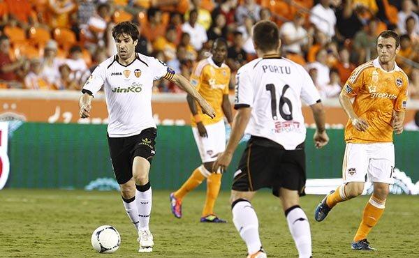 31.05.2012: Houston Dyn. 1 - 2 Valencia CF