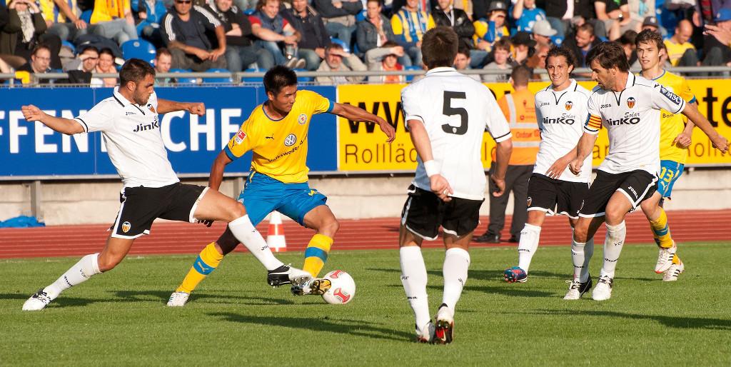 20.07.2012: Braunschweig 1 - 1 Valencia CF