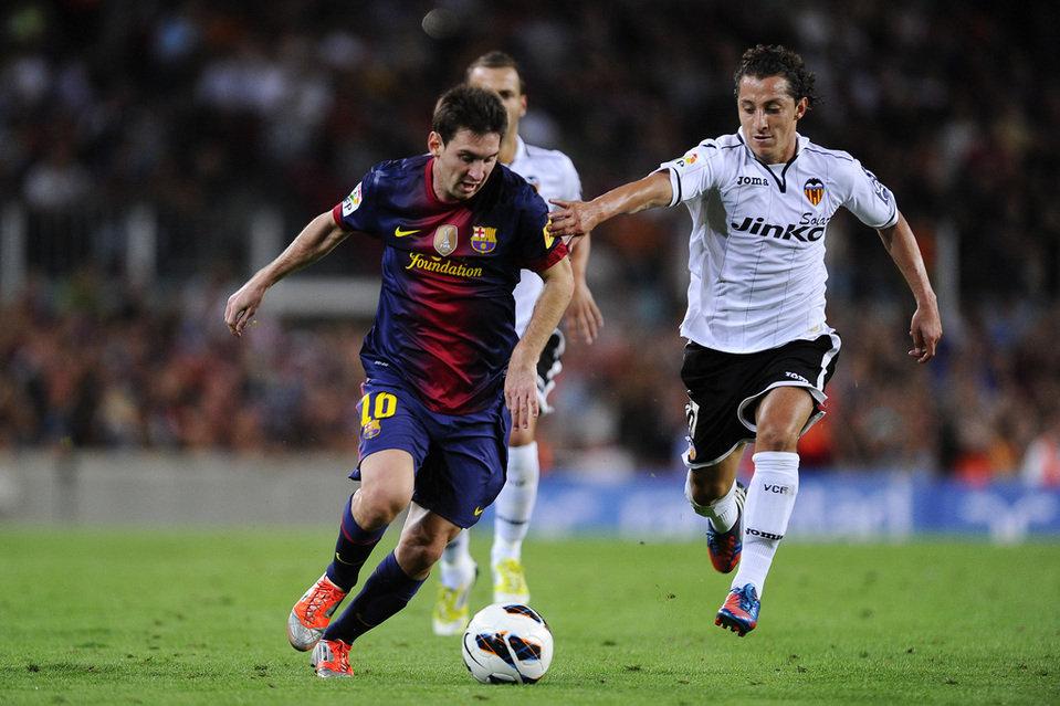 02.09.2012: FC Barcelona 1 - 0 Valencia CF