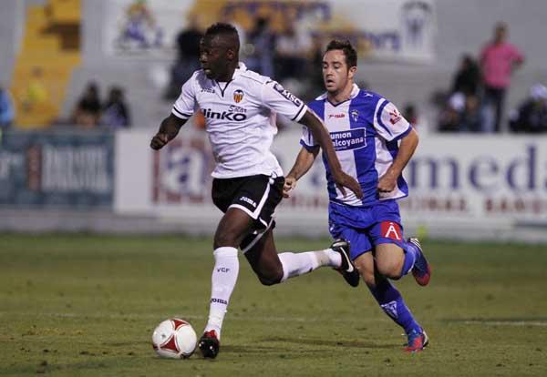 06.09.2012: CD Alcoyano 0 - 3 Valencia CF