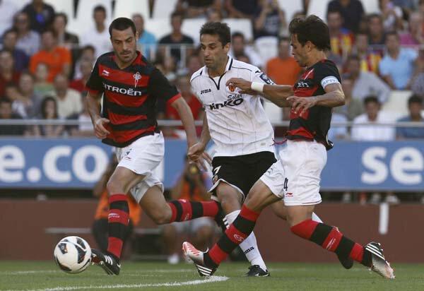 15.09.2012: Valencia CF 2 - 1 Celta de Vigo