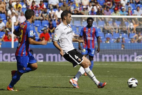 07.10.2012: Levante UD 1 - 0 Valencia CF