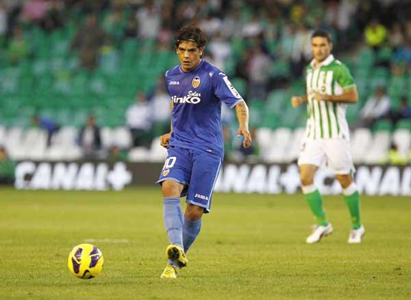 27.10.2012: Real Betis 1 - 0 Valencia CF