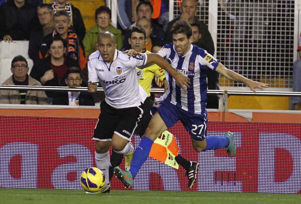 17.11.2012: Valencia CF 2 - 1 RCD Espanyol