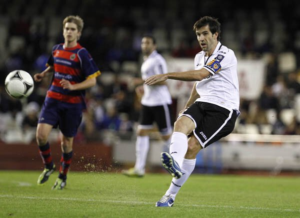 28.11.2012: Valencia CF 3 - 1 UE Llagostera