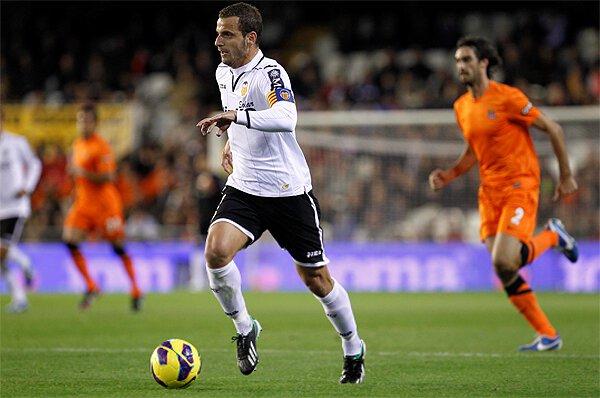 01.12.2012: Valencia CF 2 - 5 Real Sociedad