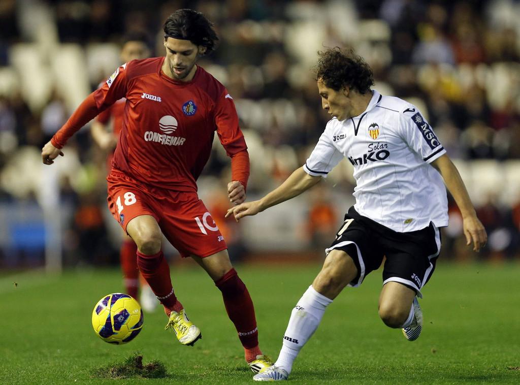 21.12.2012: Valencia CF 4 - 2 Getafe CF
