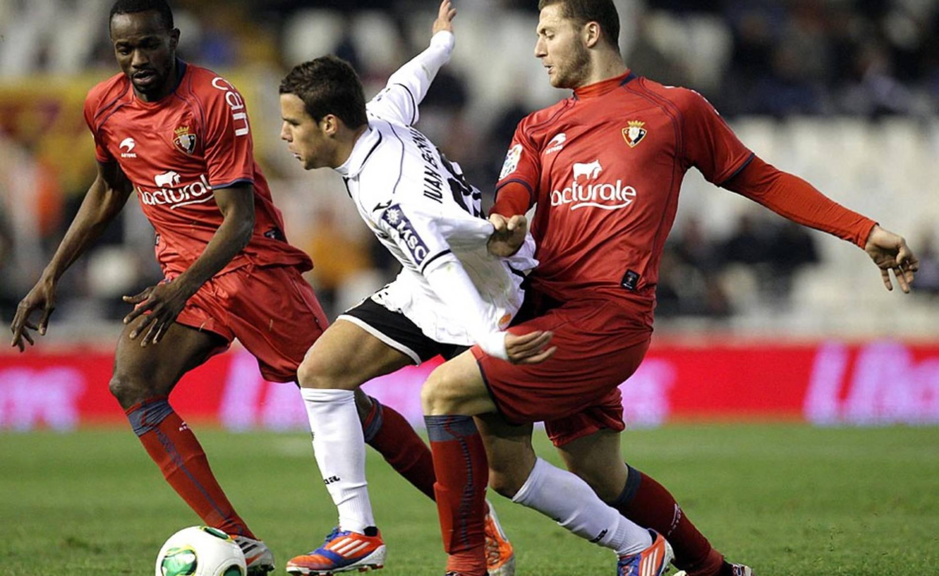 08.01.2013: Valencia CF 2 - 1 CA Osasuna