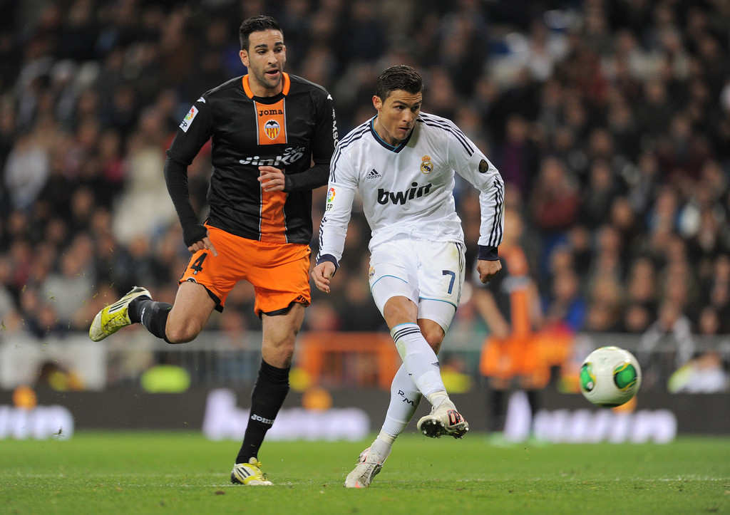 15.01.2013: Real Madrid 2 - 0 Valencia CF