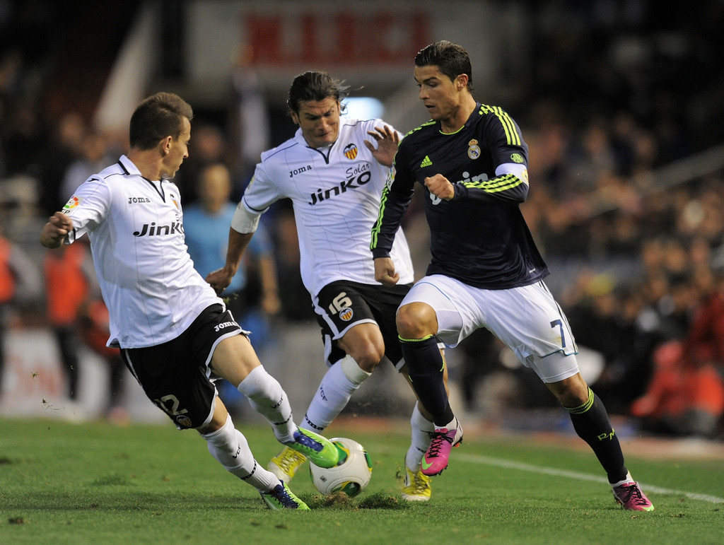 20.01.2013: Valencia CF 0 - 5 Real Madrid