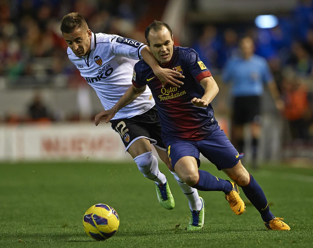 03.02.2013: Valencia CF 1 - 1 FC Barcelona