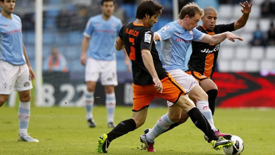 09.02.2013: Celta de Vigo 0 - 1 Valencia CF