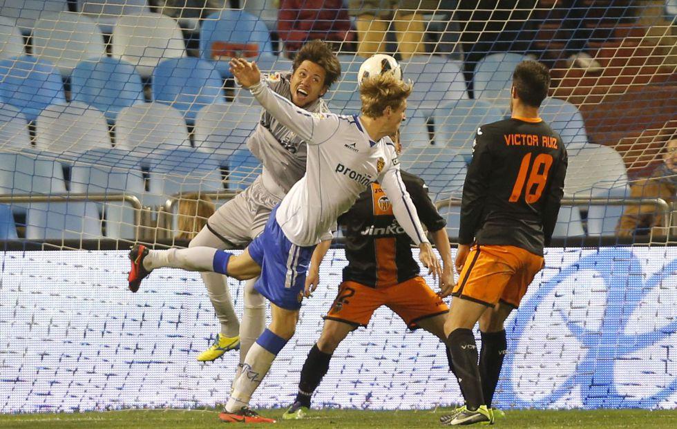 26.02.2013: Real Zaragoza 2 - 2 Valencia CF