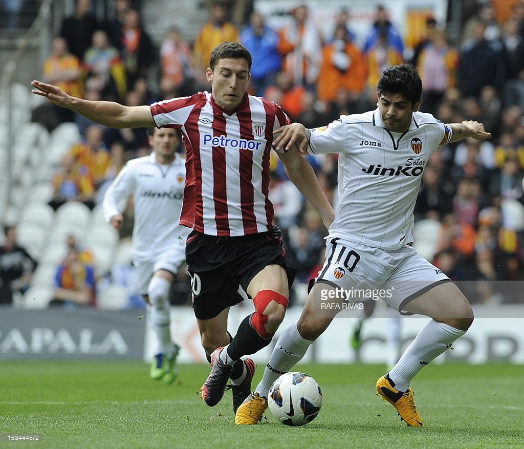 10.03.2013: Athletic Club 1 - 0 Valencia CF