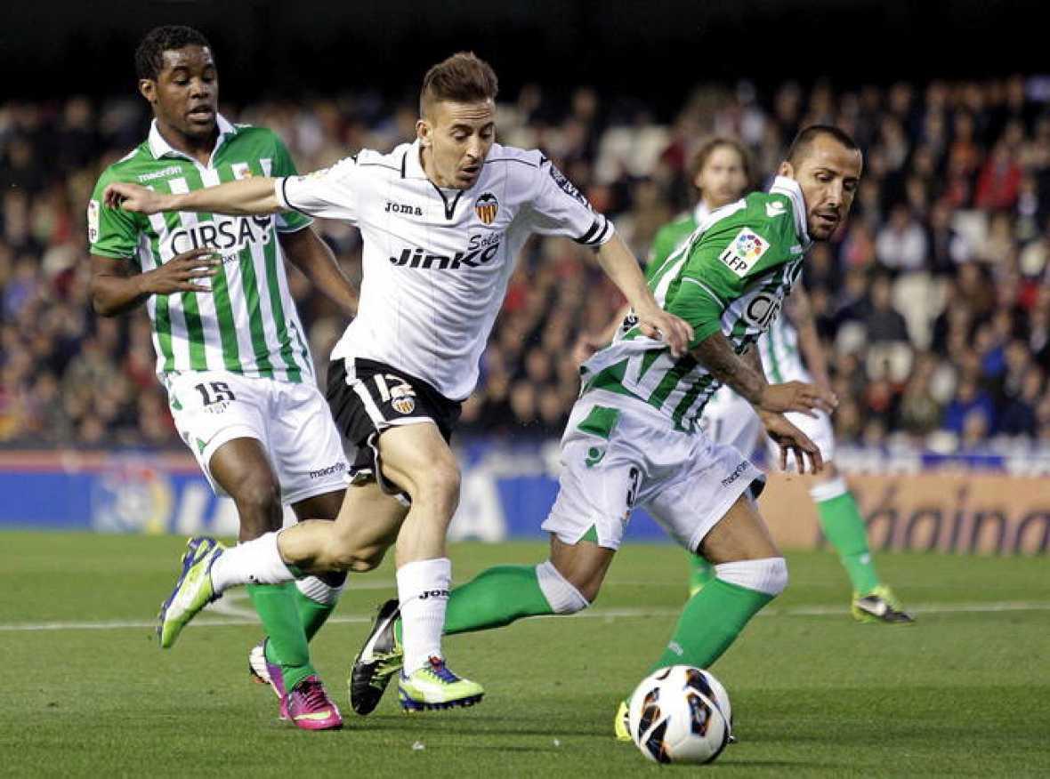 16.03.2013: Valencia CF 3 - 0 Real Betis