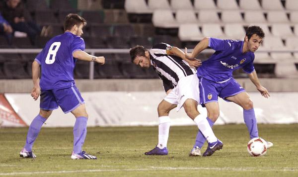 21.03.2013: CD Castellón 1 - 5 Valencia CF