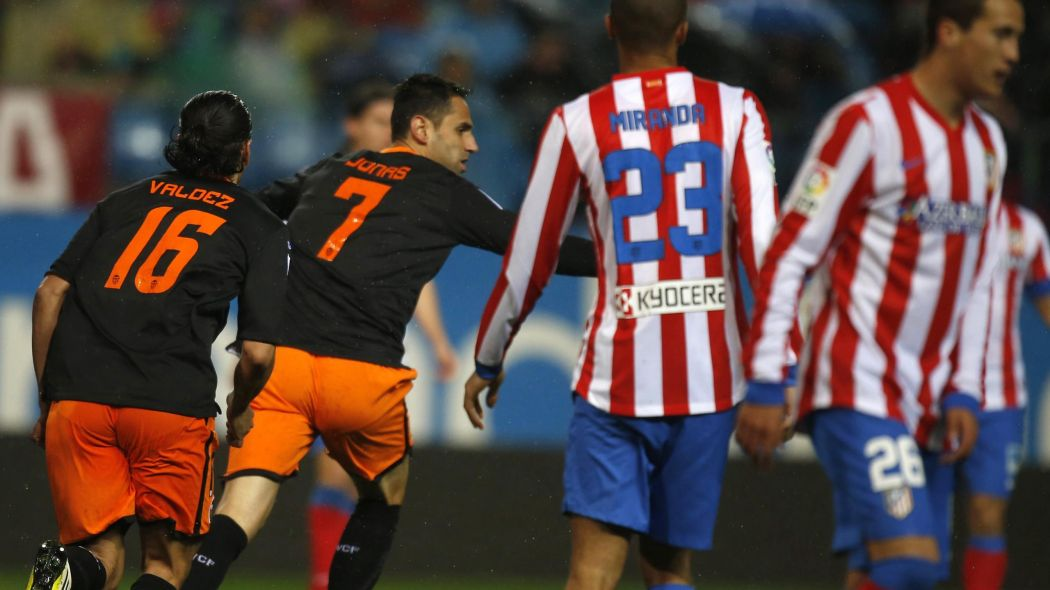 31.03.2013: At. Madrid 1 - 1 Valencia CF