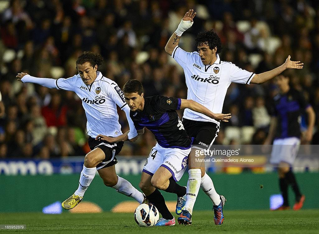 07.04.2013: Valencia CF 2 - 1 Real Valladolid