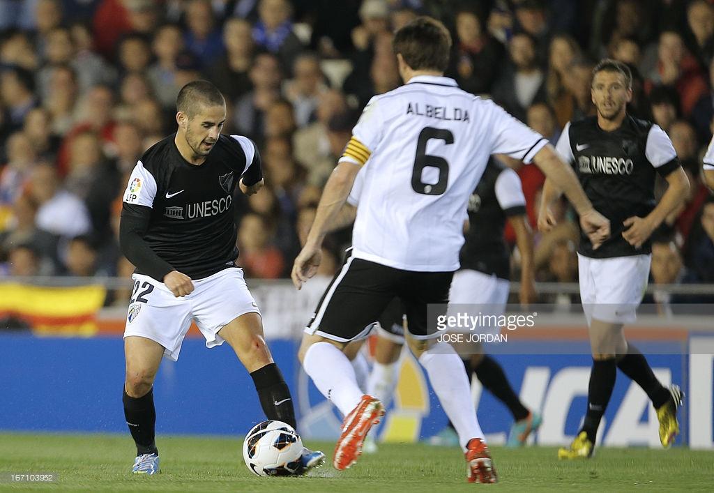 20.04.2013: Valencia CF 5 - 1 Málaga CF
