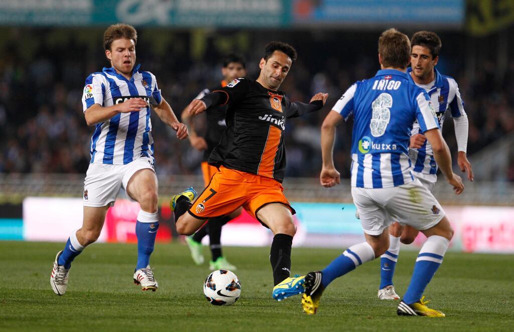 28.04.2013: Real Sociedad 4 - 2 Valencia CF
