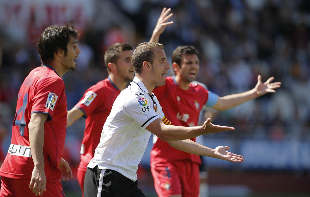 04.05.2013: Valencia CF 4 - 0 CA Osasuna