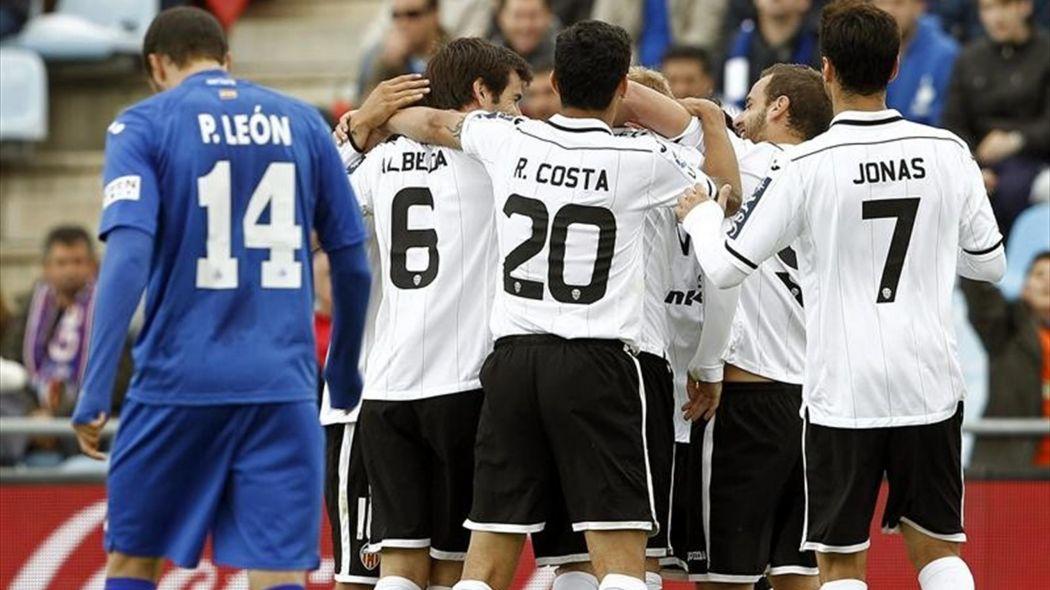18.05.2013: Getafe CF 0 - 1 Valencia CF