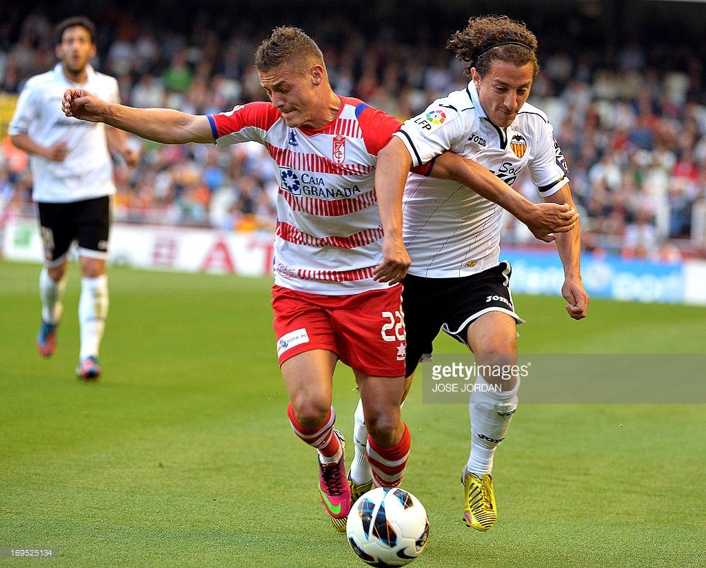 26.05.2013: Valencia CF 1 - 0 Granada CF