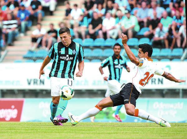 17.07.2013: W. Mannheim 0 - 0 Valencia CF