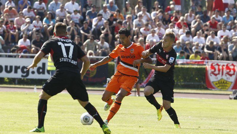 20.07.2013: VfB Stuttgart 1 - 0 Valencia CF