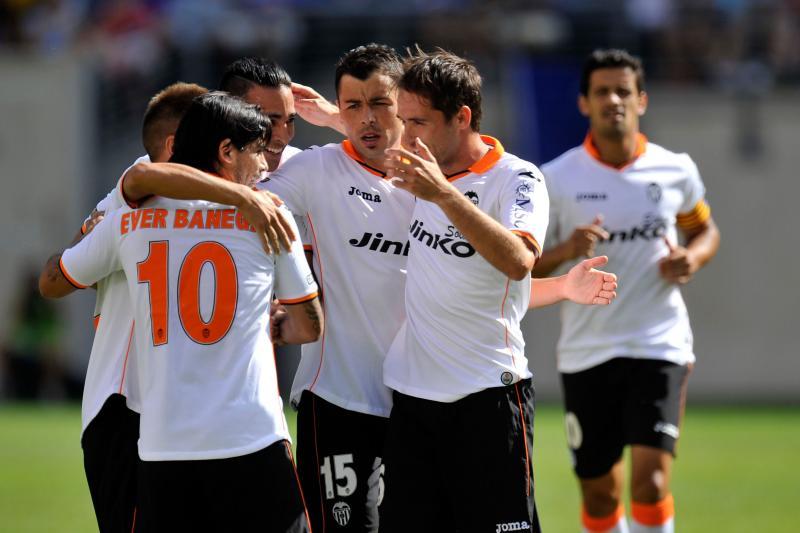 04.08.2013: Inter Milán 0 - 4 Valencia CF