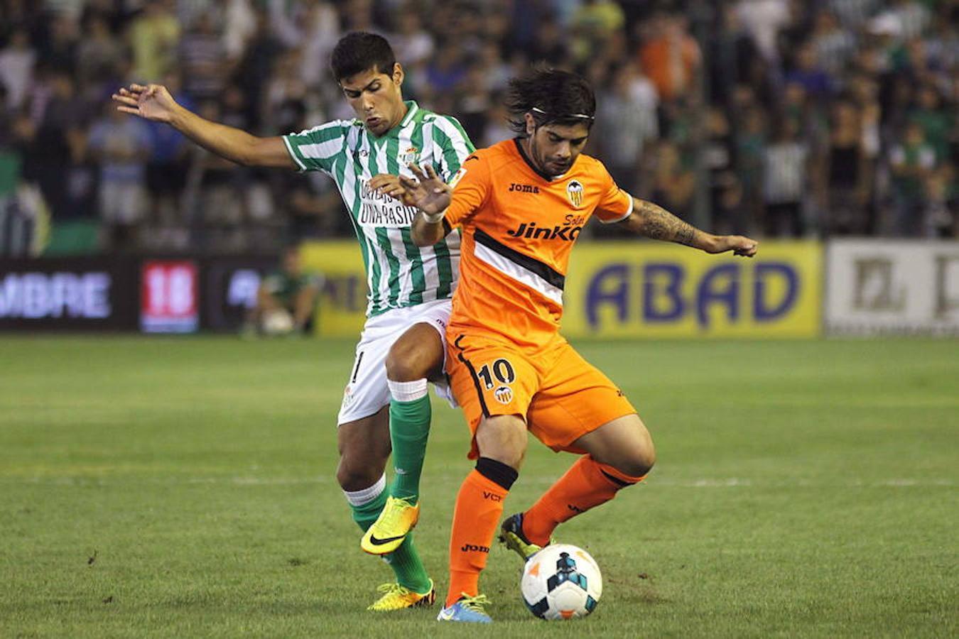 15.09.2013: Real Betis 3 - 1 Valencia CF