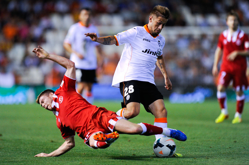 22.09.2013: Valencia CF 3 - 1 Sevilla FC