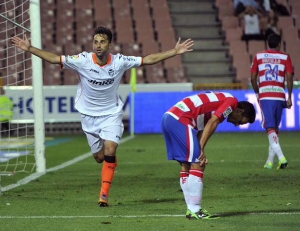 25.09.2013: Granada CF 0 - 1 Valencia CF