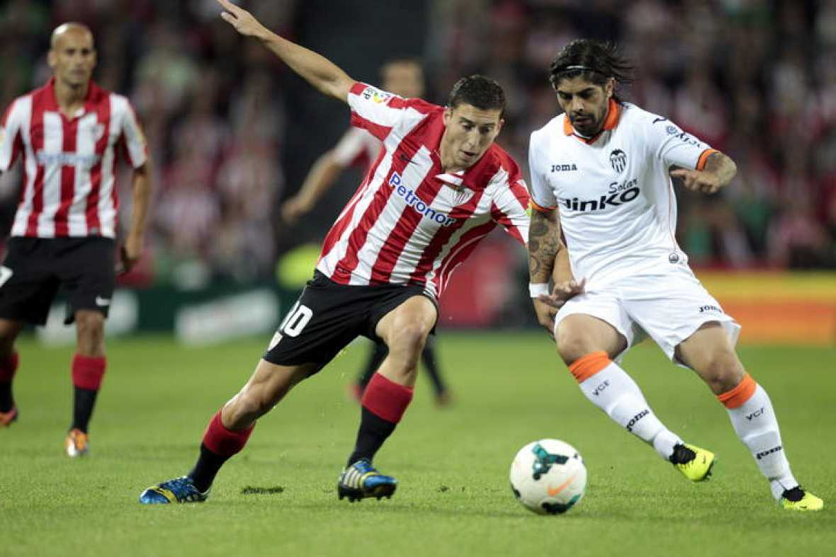 06.10.2013: Athletic Club 1 - 1 Valencia CF