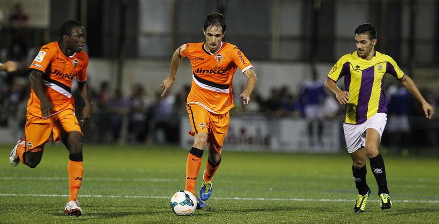08.10.2013: Burjassot CF 1 - 7 Valencia CF