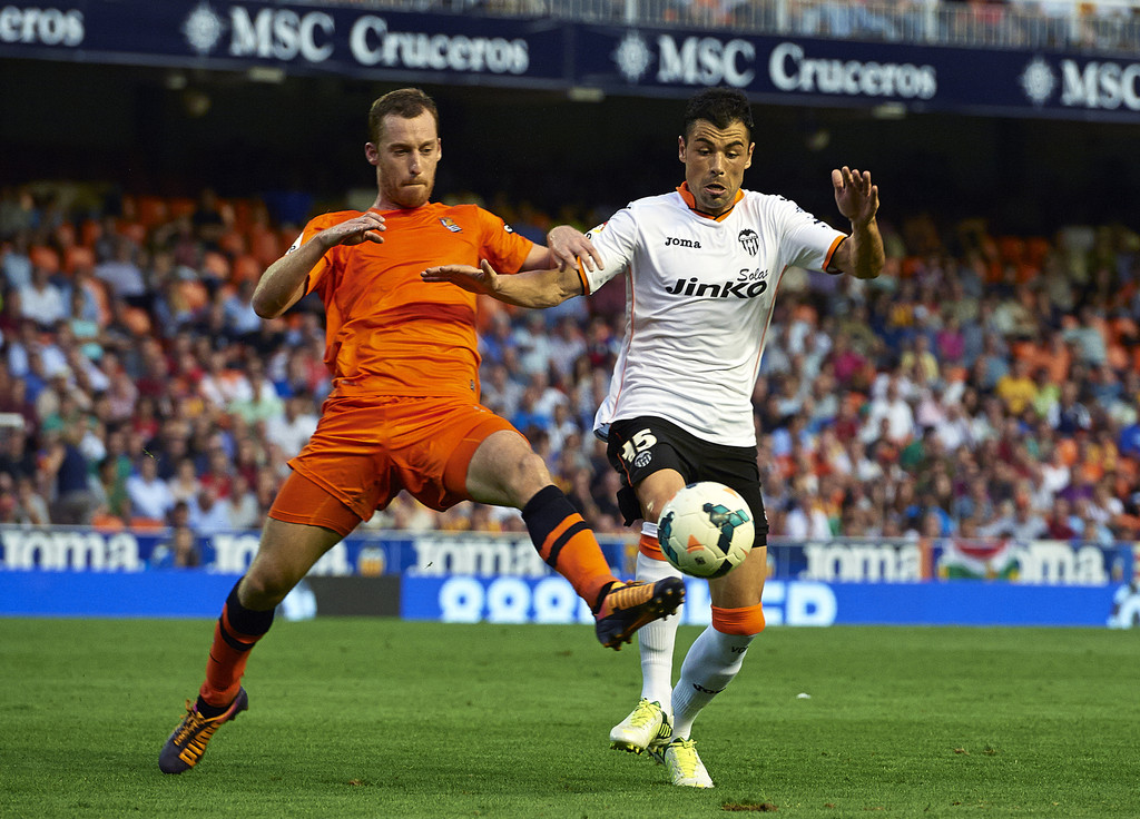 19.10.2013: Valencia CF 1 - 2 Real Sociedad