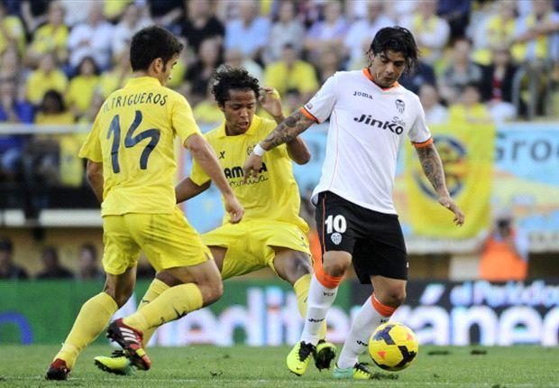 27.10.2013: Villarreal CF 4 - 1 Valencia CF