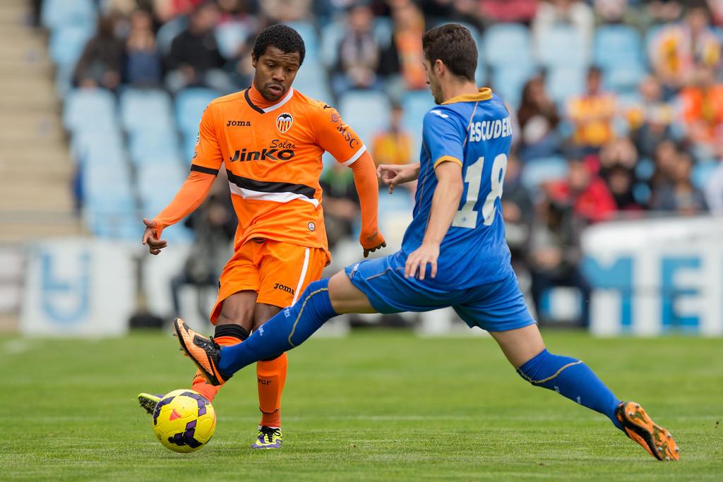 03.11.2013: Getafe CF 0 - 1 Valencia CF