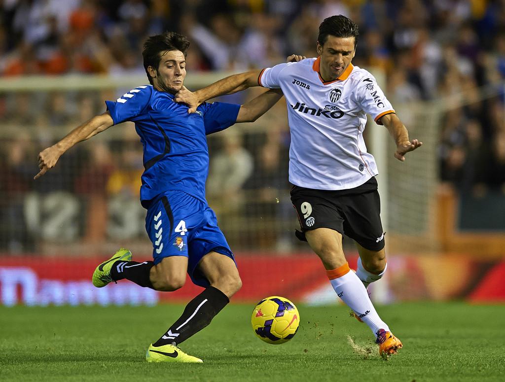 10.11.2013: Valencia CF 2 - 2 Real Valladolid
