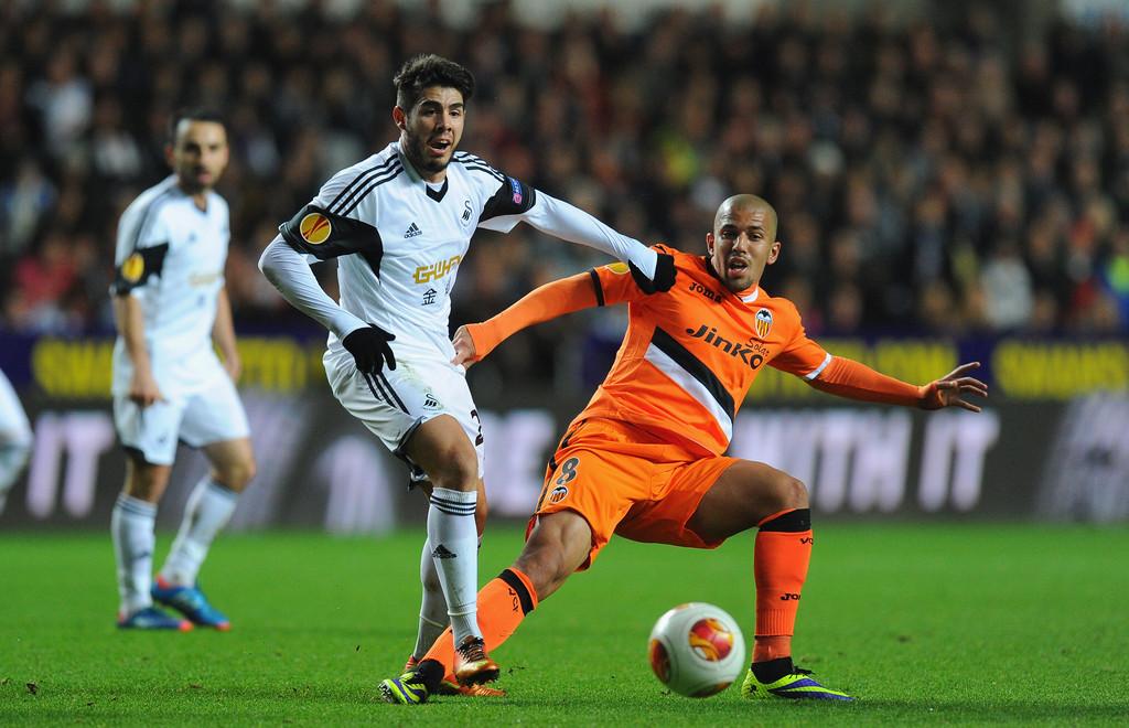 28.11.2013: Swansea City 0 - 1 Valencia CF