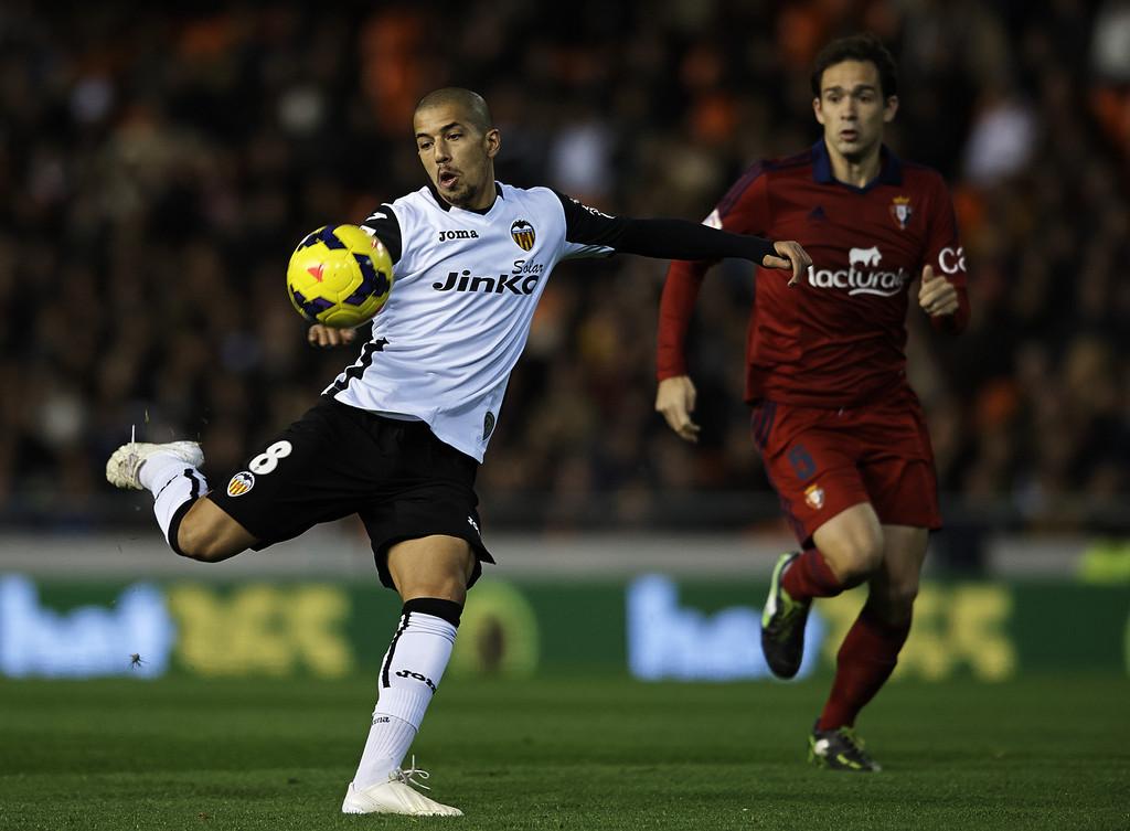 01.12.2013: Valencia CF 3 - 0 CA Osasuna
