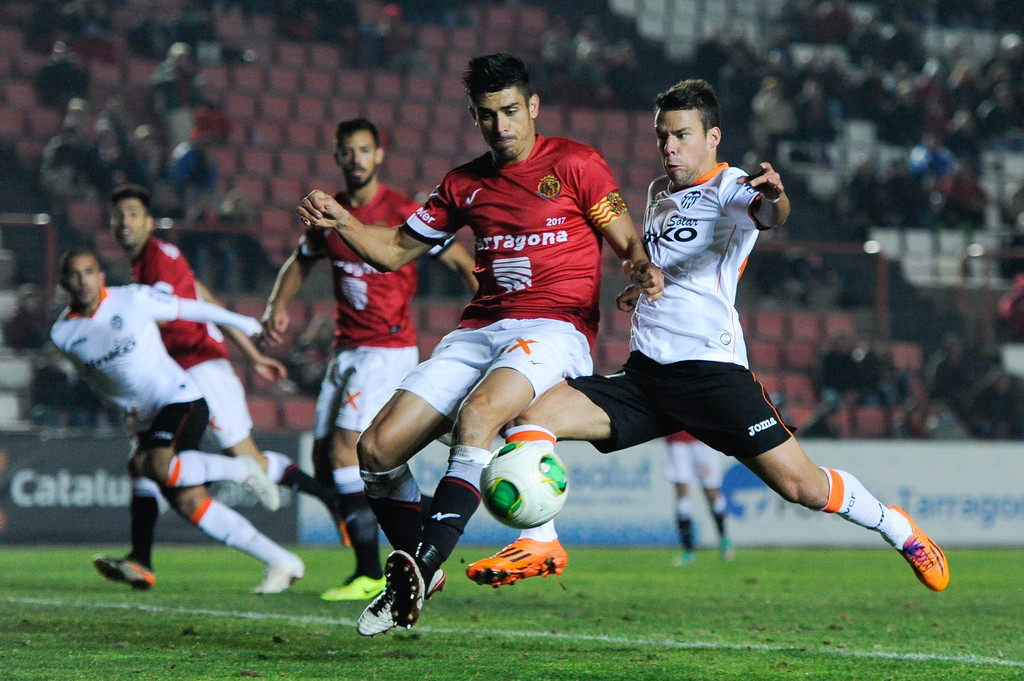 08.12.2013: Gim. Tarragona 0 - 0 Valencia CF