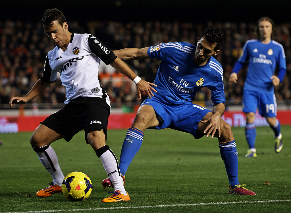 22.12.2013: Valencia CF 2 - 3 Real Madrid