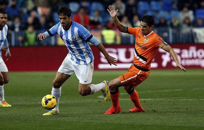 17.01.2014: Málaga CF 0 - 0 Valencia CF