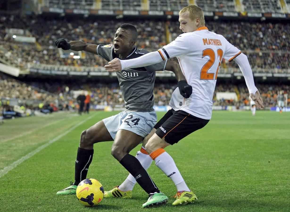 25.01.2014: Valencia CF 2 - 2 RCD Espanyol