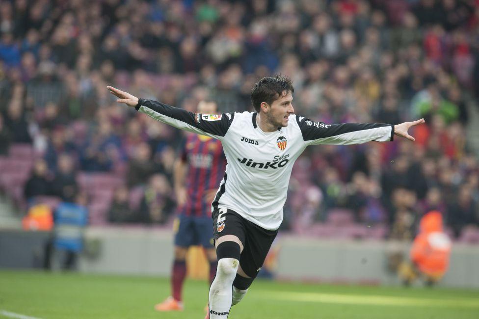 01.02.2014: FC Barcelona 2 - 3 Valencia CF