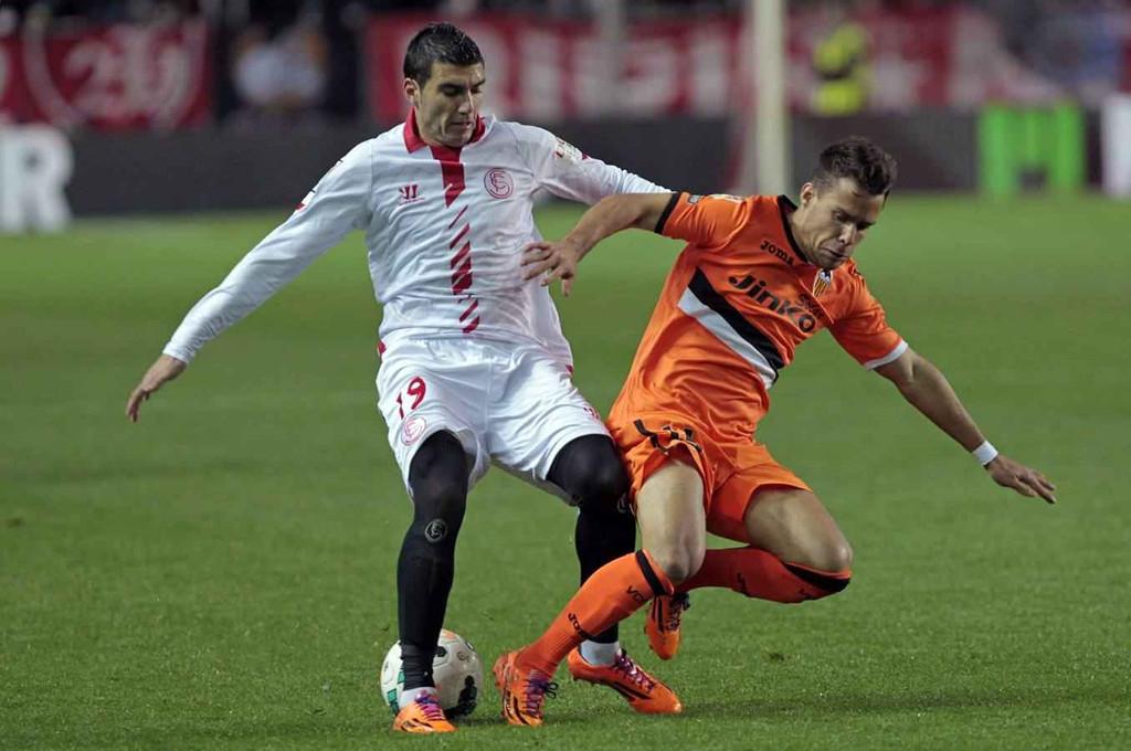16.02.2014: Sevilla FC 0 - 0 Valencia CF