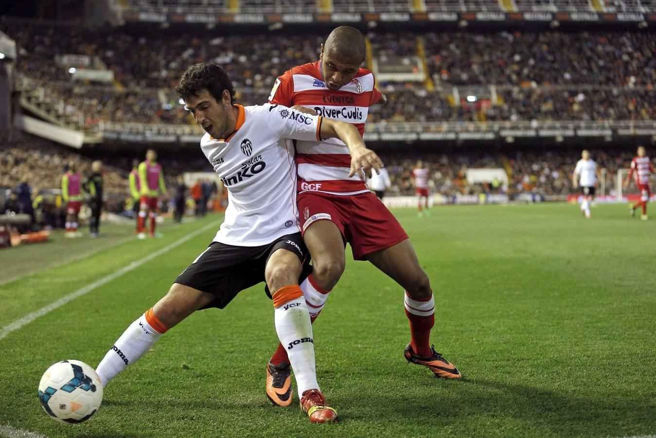 23.02.2014: Valencia CF 2 - 1 Granada CF