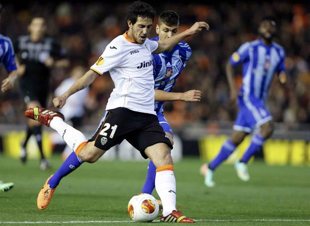 27.02.2014: Valencia CF 0 - 0 Dinamo Kiev