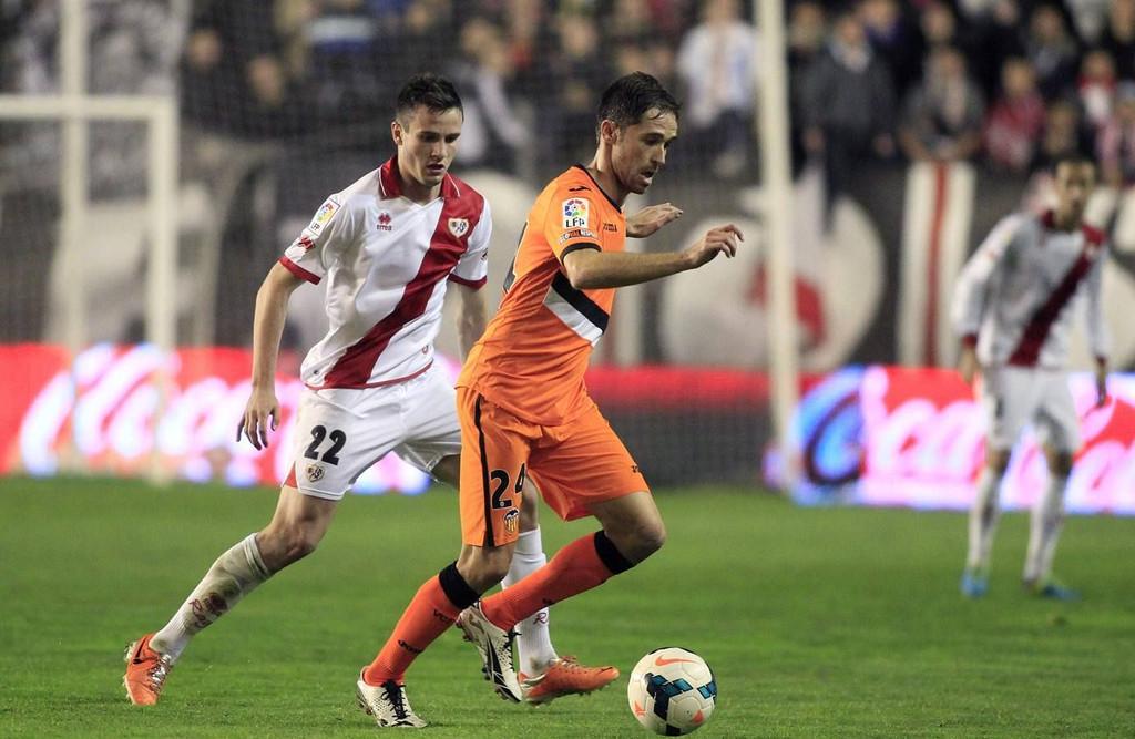 02.03.2014: Rayo Vallecano 1 - 0 Valencia CF